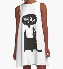 Mjau A-Line Dress