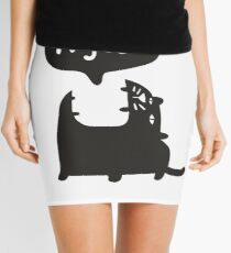 Mjau Mini Skirt