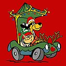Hong Kong Phooey Holiday by Gregory Colvin