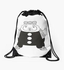 Big Eggart Drawstring Bag