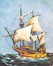 The Mayflower by Kate Eller