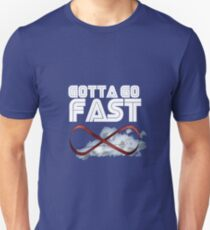 GOTTA GO FAST - SONIC FAN STUFFS Unisex T-Shirt