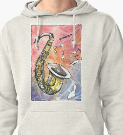 Saxophone Notes T-Shirt