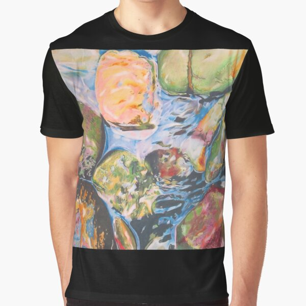 Kaleidoscope Graphic T-Shirt
