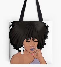 Inner Peace Is Real Beauty (White Background) Tote Bag