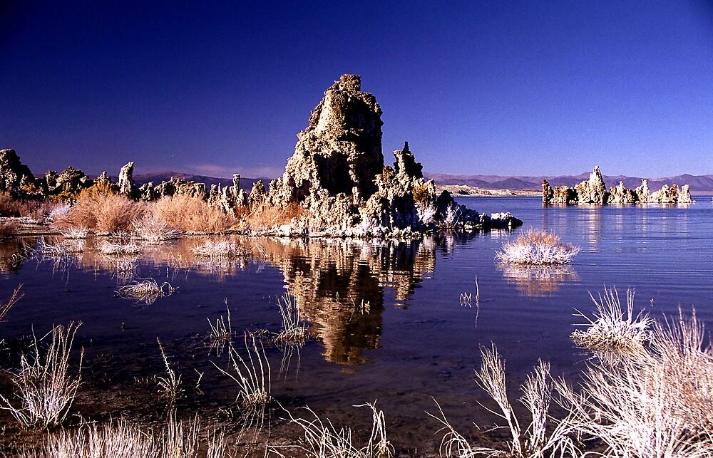 Mono Lake by steveberlin