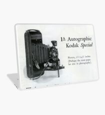 1920s Kodak Autographic Laptop Skin