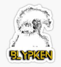 BLYPKEN - Gold Sticker
