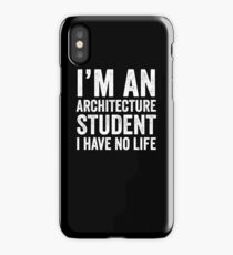 Architecture Student iPhone Case/Skin