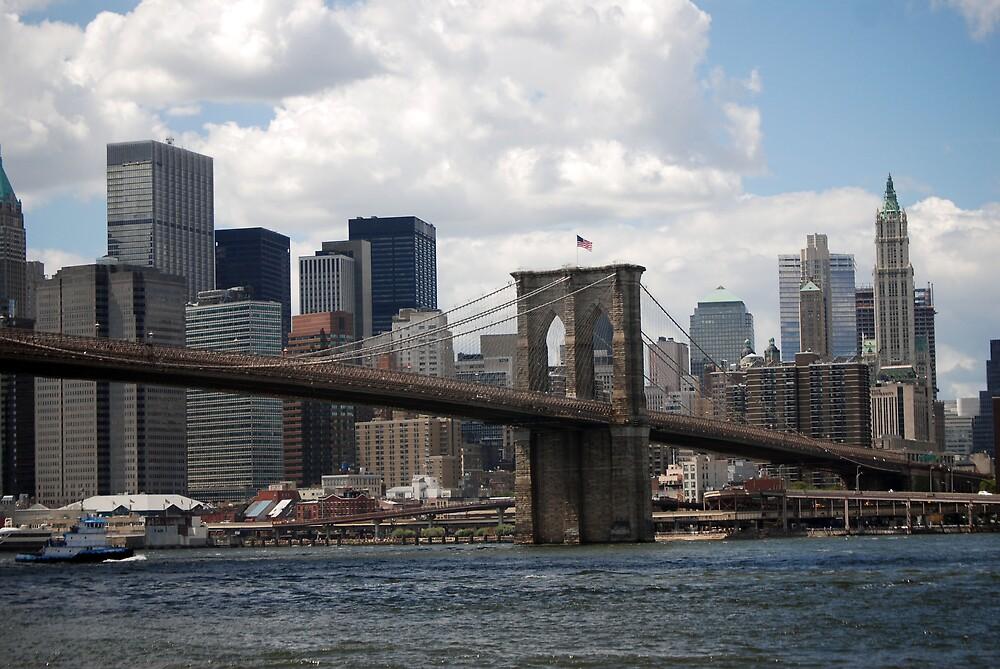 Brooklyn Bridge by James Clark