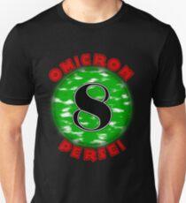 Omicron Persei 8 Souvenir Swag T-Shirt