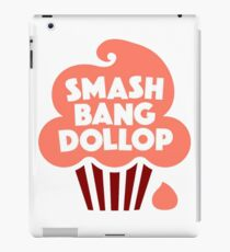 dollop - fan art tv series iPad Case/Skin