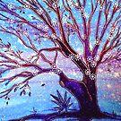 Snowflake Tree by Linda Callaghan