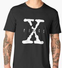 X-Files Logo Men's Premium T-Shirt