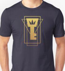 Königreichsschlüssel Slim Fit T-Shirt