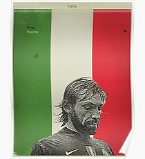 Pirlo Poster