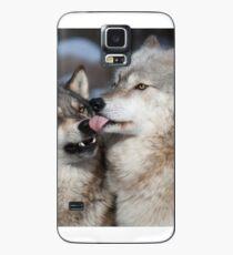 Derpy Wolves Case/Skin for Samsung Galaxy
