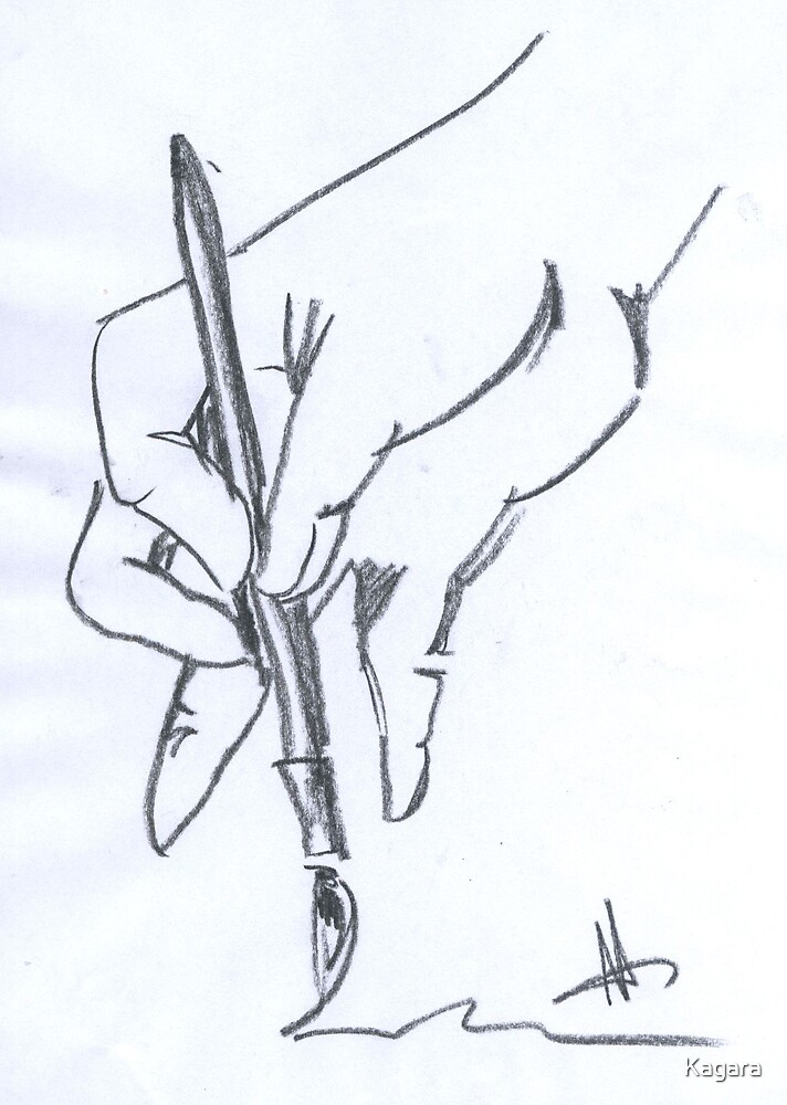 Draw me... by Kagara