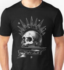 falscher Schädel Unisex T-Shirt