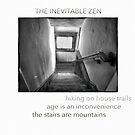 The Inevitable Zen  by ArtbyDigman