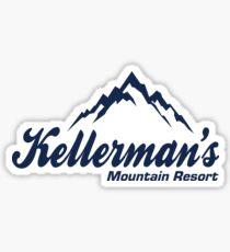 Kellerman's Mountain Resort Sticker