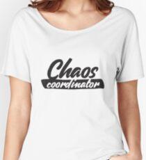 Chaos coordinator Women's Relaxed Fit T-Shirt