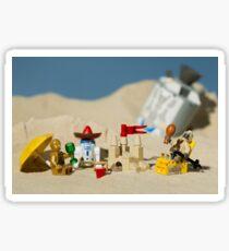 Lego Tatooine picnic Sticker