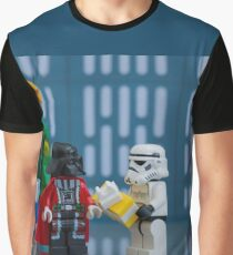 Darth Santa Graphic T-Shirt