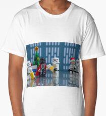 Darth Santa Long T-Shirt