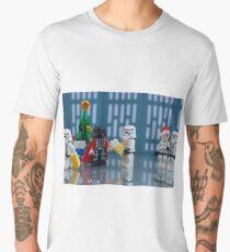 Darth Santa Men's Premium T-Shirt