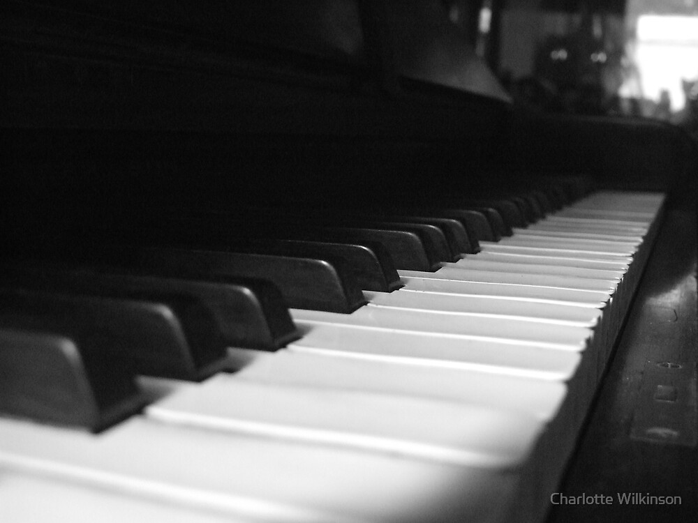 piano by Charlotte Wilkinson