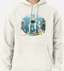Real Men Do Ballet Group Pullover Hoodie