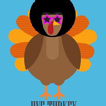 Jive Turkey by MrHandsome
