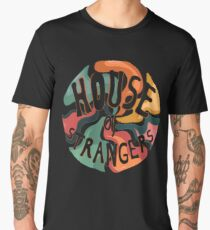 House of Strangers Implosion Men's Premium T-Shirt