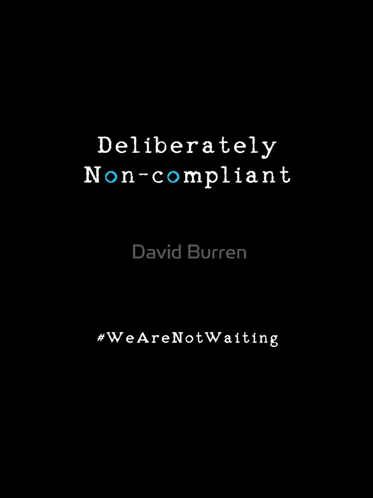 Deliberately non-compliant - black phone by DavidBurren