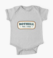 Bothell   Retro Badge Kids Clothes
