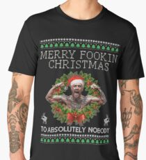 Merry Fookin Christmas (LIMITED EDITION) Men's Premium T-Shirt