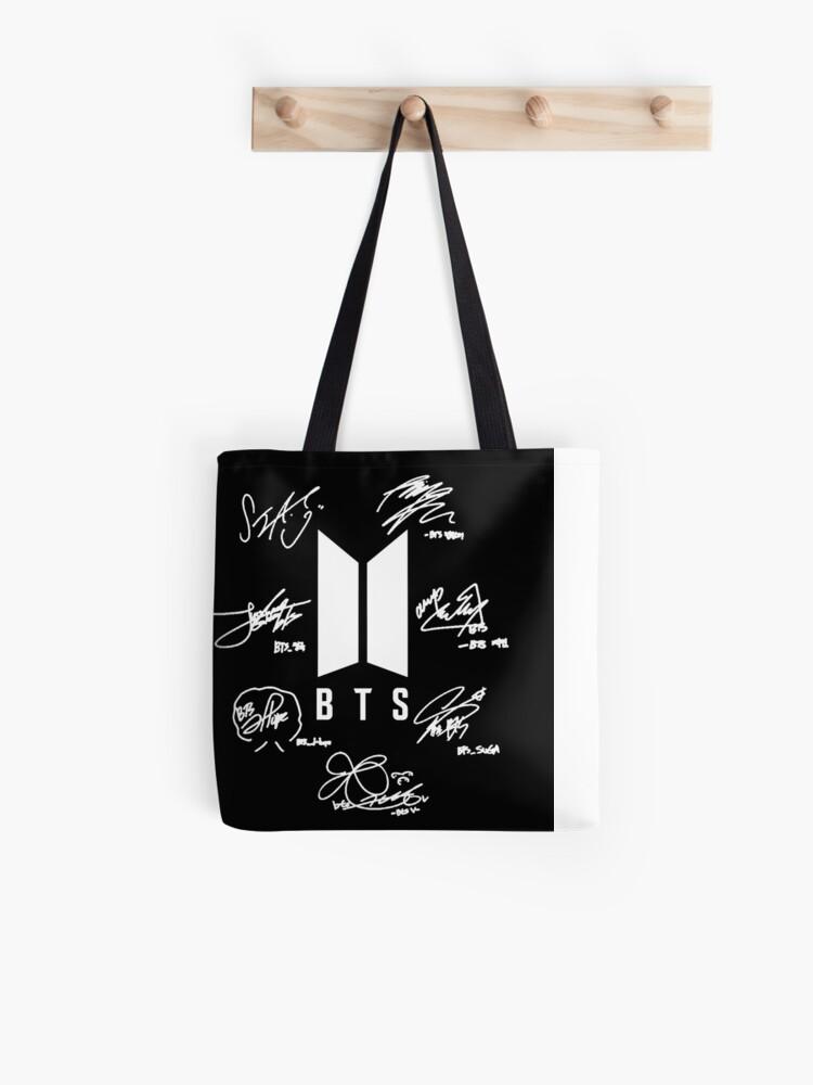 BTS - Logo + signatures