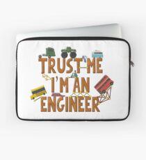 Trust Me I'm an Engineer Laptop Sleeve