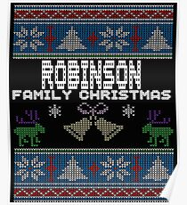 Robinsons Ugly Family Christmas Gift Idea Poster