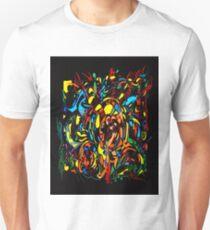 Dali in mind Reversi Unisex T-Shirt