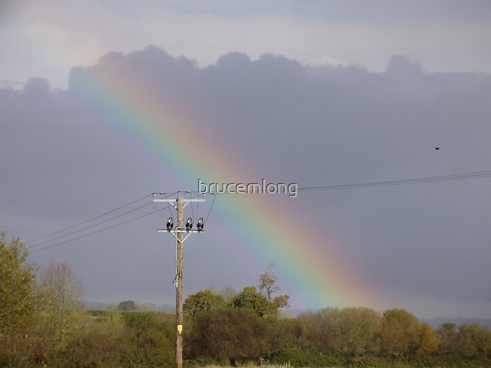 RURAL RAINBOW by brucemlong