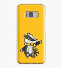 Badger Mascot Samsung Galaxy Case/Skin