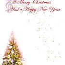 Christmas Card by Catherine Hamilton-Veal  ©