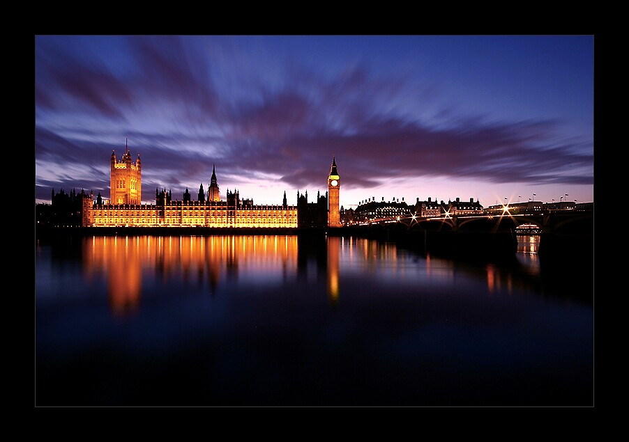 British Parliament by Thamer Al-Tassan