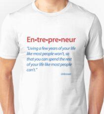 Entrepreneur Unisex T-Shirt