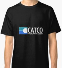 Catco Worldwide Media : Inspired by Supergirl Classic T-Shirt
