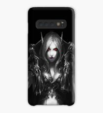 WOW- Sylvanas WIndrunner with out Wallpaper Case/Skin for Samsung Galaxy