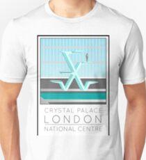 Lido Poster Crystal Palace Unisex T-Shirt