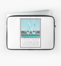 Lido Poster Crystal Palace Laptop Sleeve